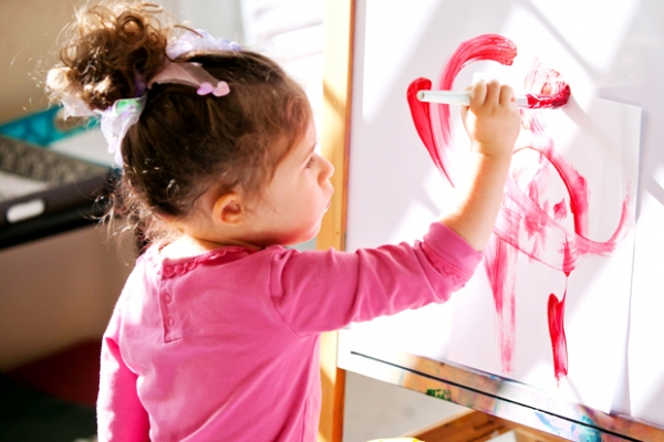 Our Toddler Curriculum Teaches Early Developmental Skills