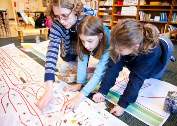 Crabapple Montessori School Elementary Curriculum