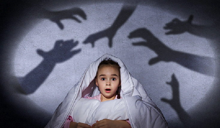 Helping Children Deal With Fear