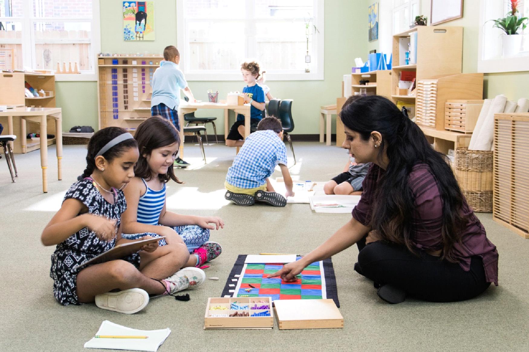 Math Fact Memorization: Montessori & Current Research